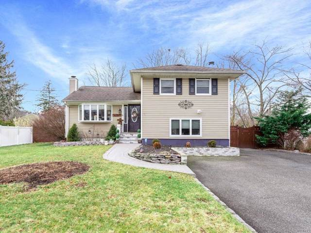 176 Evergreen Ave, Smithtown, NY 11787 (MLS #3192376) :: Keller Williams Points North