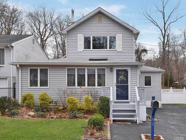 51 Crest Dr, E. Northport, NY 11731 (MLS #3197251) :: Signature Premier Properties