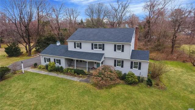 10 Kensington Dr, Huntington, NY 11743 (MLS #3199845) :: Signature Premier Properties