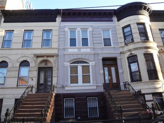 564 Jefferson Ave, Brooklyn, NY 11221 (MLS #3019397) :: Netter Real Estate