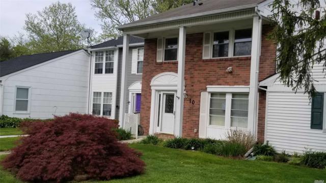 10 Appomattox Ct, Coram, NY 11727 (MLS #3021300) :: Netter Real Estate