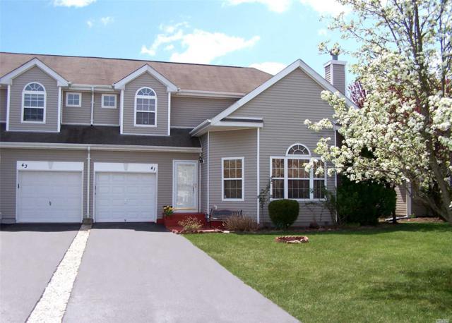 41 Sunflower Ridge Rd, S. Setauket, NY 11720 (MLS #3024245) :: Netter Real Estate