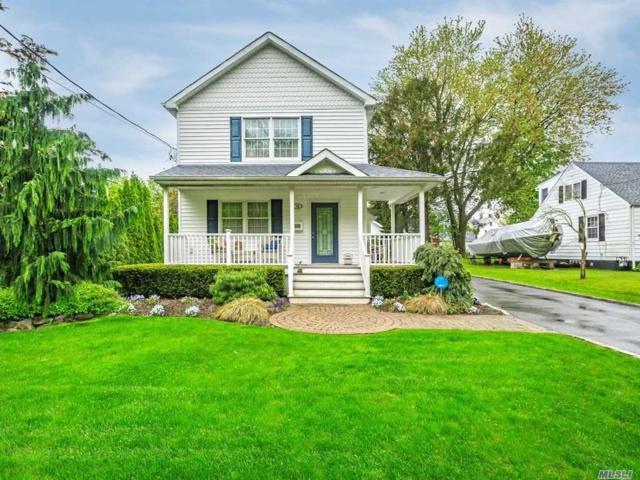 18 William St, Babylon, NY 11702 (MLS #3030833) :: Netter Real Estate
