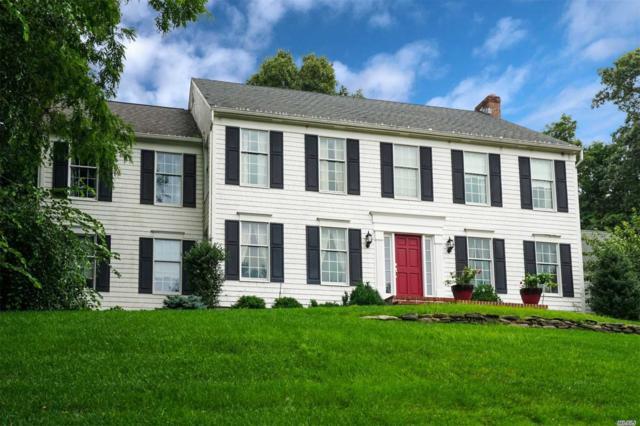 9 Maureen Dr, Mt. Sinai, NY 11766 (MLS #3054651) :: Netter Real Estate