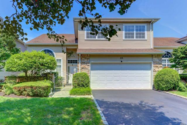 13 Hamlet Dr, Hauppauge, NY 11788 (MLS #3055322) :: Netter Real Estate