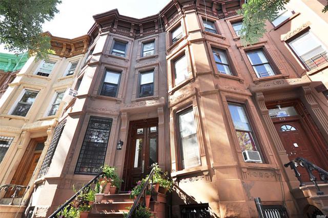 477 Halsey St, Brooklyn, NY 11233 (MLS #3057805) :: The Lenard Team