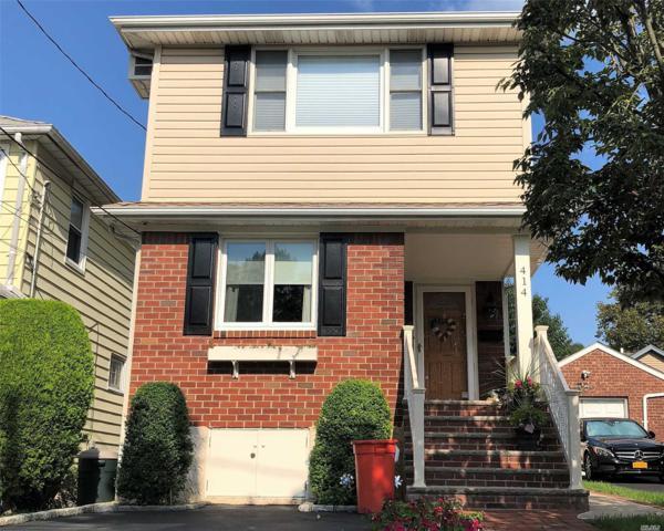 414 Burkhard Avenue, Mineola, NY 11501 (MLS #3066080) :: The Kalyan Team