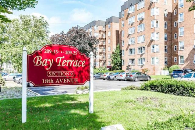 209-15 18th Ave 3K, Bayside, NY 11360 (MLS #3068027) :: Shares of New York