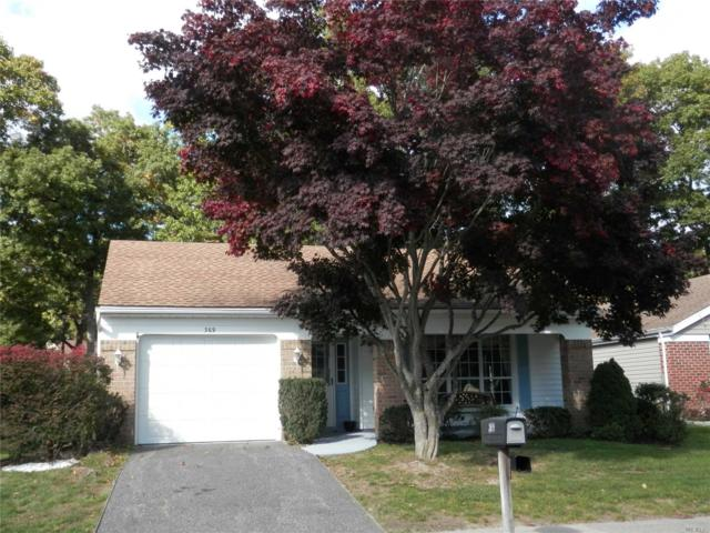 369 Sheffield Ct 55+, Ridge, NY 11961 (MLS #3075365) :: Netter Real Estate