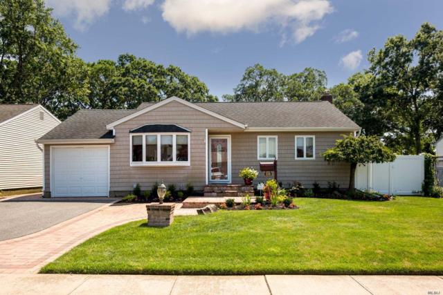 338 N Hickory St, Massapequa, NY 11758 (MLS #3094091) :: Signature Premier Properties