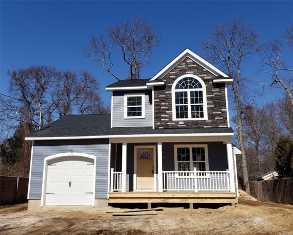 155 Main Ave, Mastic, NY 11950 (MLS #3094270) :: Netter Real Estate