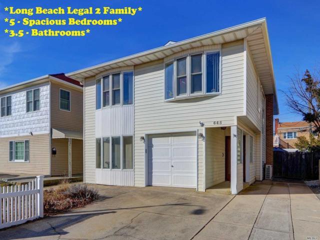 645 E Olive St, Long Beach, NY 11561 (MLS #3103398) :: The Lenard Team