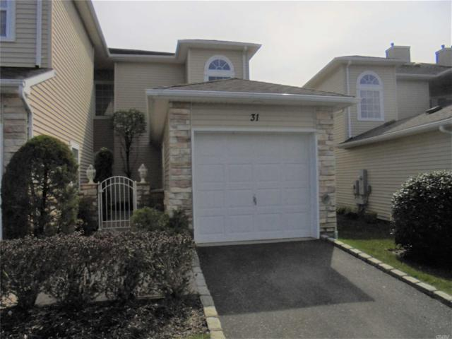31 Windwatch Dr, Hauppauge, NY 11788 (MLS #3120474) :: Netter Real Estate