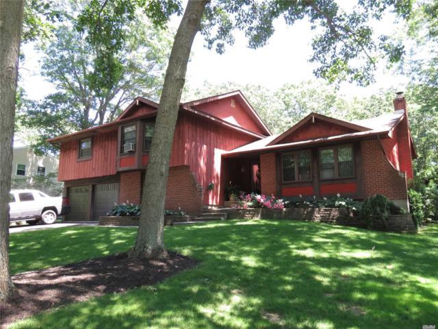 28 Rolling Hills Dr, Ridge, NY 11961 (MLS #3141819) :: Netter Real Estate