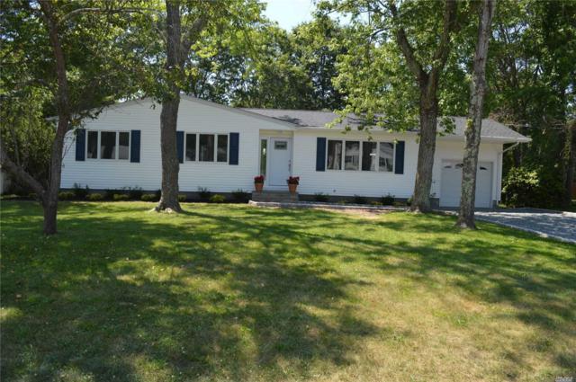 42 Riverdale Dr, Hampton Bays, NY 11946 (MLS #3144060) :: Signature Premier Properties