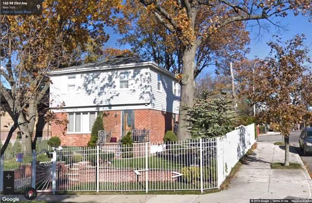 22-16 163rd St, Whitestone, NY 11357 (MLS #3176581) :: Shares of New York