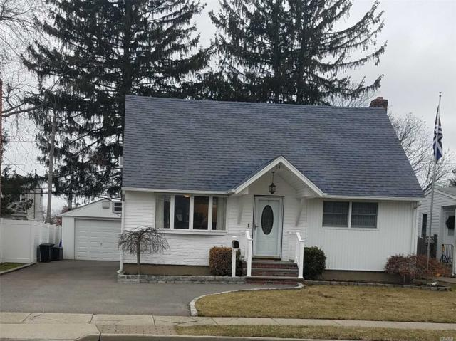 64 Cedar St, Hicksville, NY 11801 (MLS #3004918) :: Netter Real Estate