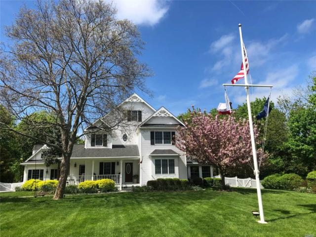 6 Quail Hedge Ln, Shelter Island, NY 11964 (MLS #3021870) :: Netter Real Estate