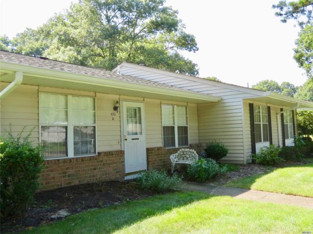 413 Weymouth Ct A, Ridge, NY 11961 (MLS #3055292) :: Netter Real Estate