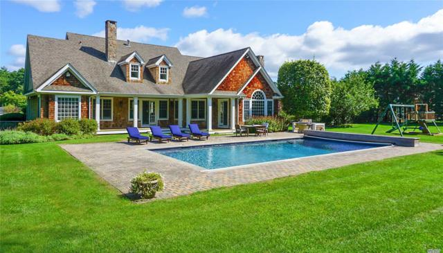 22 Post Fields Ln, Quogue, NY 11959 (MLS #3064596) :: Netter Real Estate