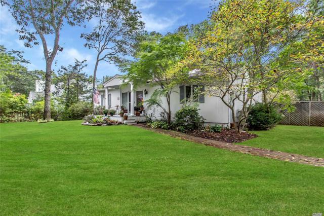 10 Chestnut Ln, E. Quogue, NY 11942 (MLS #3072705) :: Signature Premier Properties