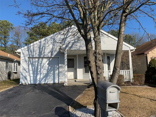5180 E Village Cir #5180, Manorville, NY 11949 (MLS #3096819) :: Keller Williams Points North