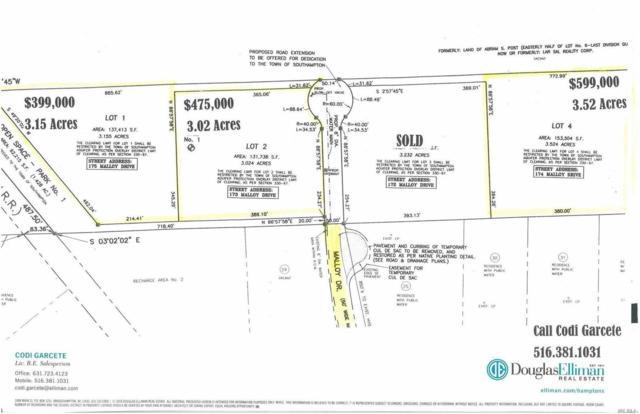 175 Malloy Dr, E. Quogue, NY 11942 (MLS #3120020) :: Signature Premier Properties