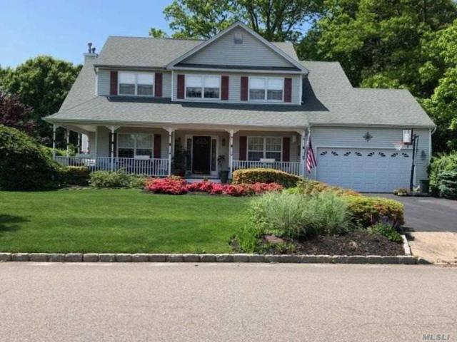 42 James Hawkins Rd, Moriches, NY 11955 (MLS #3036082) :: Netter Real Estate