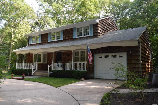 241 Remsen Rd, Wading River, NY 11792 (MLS #3047985) :: Netter Real Estate