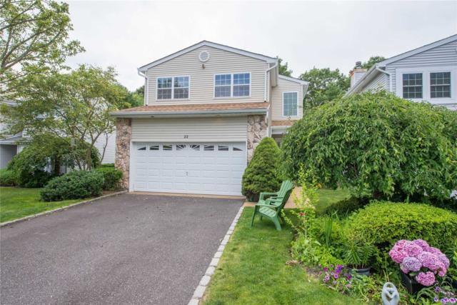 22 Colony Dr, Holbrook, NY 11741 (MLS #3138496) :: Signature Premier Properties