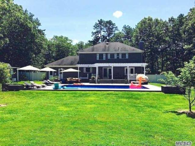 12 Wooded Ln, Hampton Bays, NY 11946 (MLS #3007512) :: The Lenard Team
