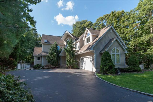 13 Beverly Ct, Moriches, NY 11955 (MLS #3060904) :: Netter Real Estate