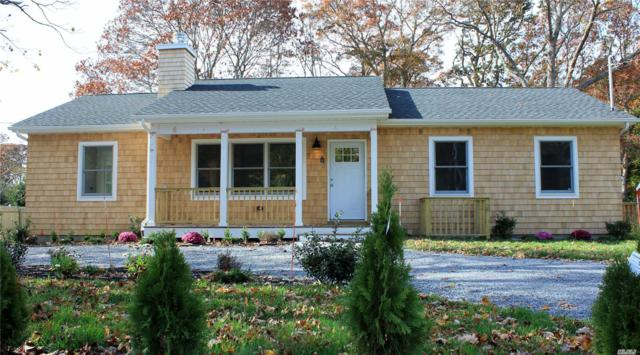 34 Springville Rd, Hampton Bays, NY 11946 (MLS #3000780) :: Shares of New York