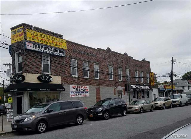 138-79/81 Francis Lewis Blvd, Rosedale, NY 11422 (MLS #2894933) :: Netter Real Estate