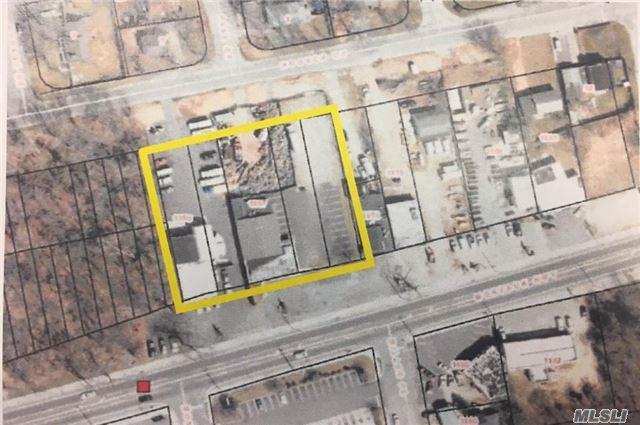 1157-1159 Montauk Hwy, Mastic, NY 11950 (MLS #2929197) :: Netter Real Estate