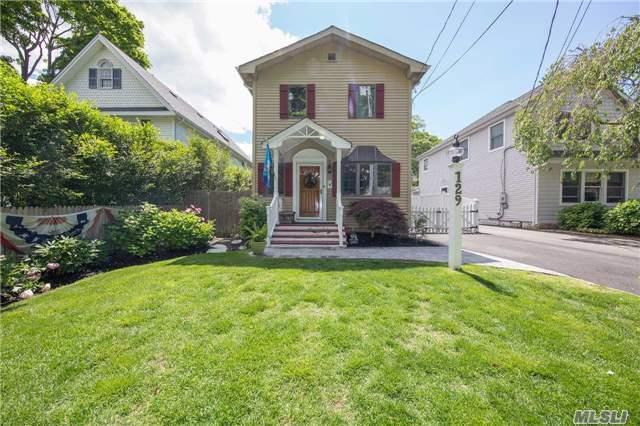 129 Hayes Pl, Centerport, NY 11721 (MLS #2944559) :: Signature Premier Properties