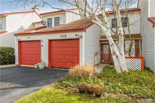 105 Strathmore Court Dr, Coram, NY 11727 (MLS #2945673) :: Netter Real Estate