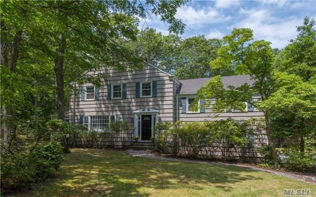 106 Mount Grey Rd, Old Field, NY 11733 (MLS #2947549) :: Netter Real Estate
