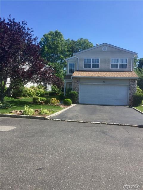 56 Colony Dr, Holbrook, NY 11741 (MLS #2948091) :: Keller Williams Homes & Estates