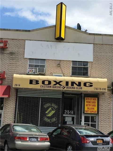 218-14 Hillside Ave, Queens Village, NY 11427 (MLS #2951476) :: Netter Real Estate