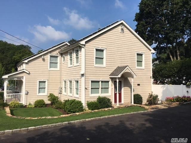 105 Myrtle Ave, Port Jefferson, NY 11777 (MLS #2956766) :: The Lenard Team