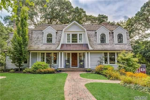 5 Fox Hunt Ct, Cold Spring Hrbr, NY 11724 (MLS #2963192) :: Signature Premier Properties