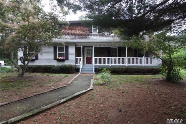 121 Randall Rd, Shoreham, NY 11786 (MLS #2965428) :: Signature Premier Properties