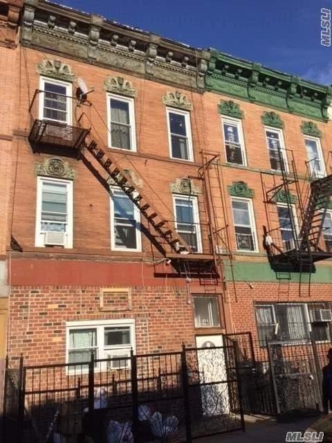 49 Rockaway Ave, Brooklyn, NY 11233 (MLS #2965915) :: Netter Real Estate