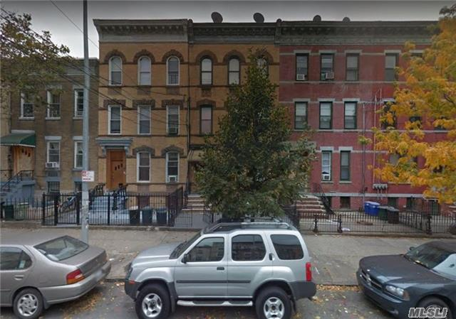 248 Saint Nicholas Ave, Brooklyn, NY 11237 (MLS #2969575) :: Netter Real Estate