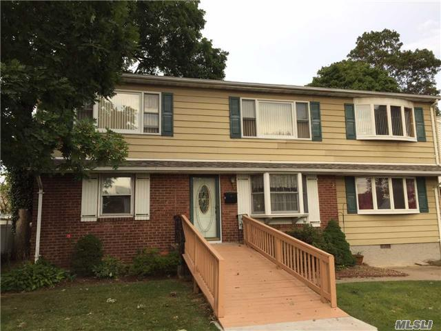 571 Hull St, East Meadow, NY 11554 (MLS #2972737) :: The Lenard Team