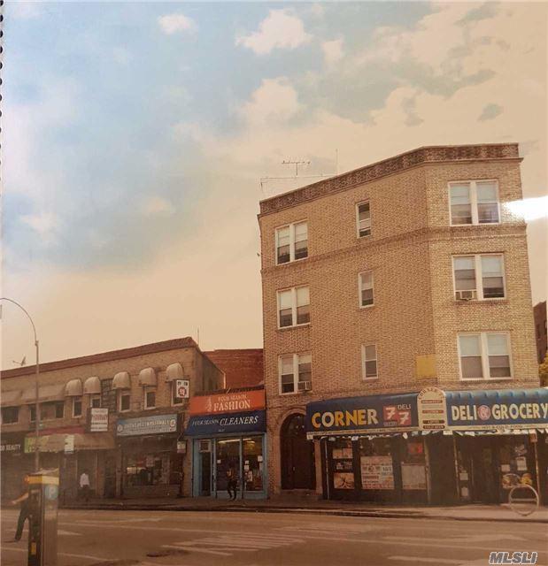 76-11 Broadway, Elmhurst, NY 11373 (MLS #2976662) :: Netter Real Estate