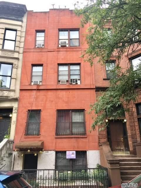 459 W 153 St, Out Of Area Town, NY 10031 (MLS #2978032) :: Netter Real Estate