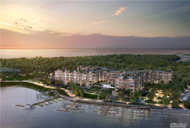 100 Garvies Point Rd #1124, Glen Cove, NY 11542 (MLS #2978196) :: Netter Real Estate