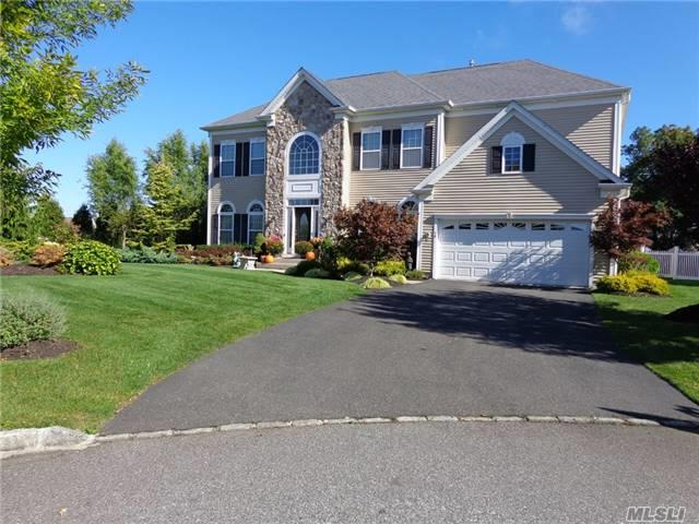 48 Avolet Ct, Mt. Sinai, NY 11766 (MLS #2978880) :: The Lenard Team